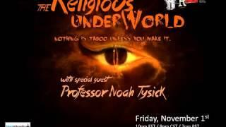 Paranormal Review Radio- The Religious Underworld