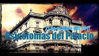 Fantasmas del Palacio de Linares / Ghost Area - Area Fantasma