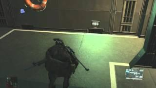 Quiet (Shower naked?) bug in metal gear solid v: the phantom pain part 2