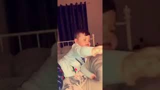 Fantasma visita a su hijo !!!