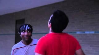 Test Fight Scene