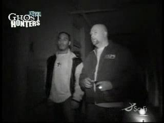 Ghost Hunters Halloween Live 2007 Part 7