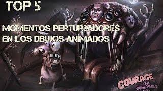 TOP 5 Dibujos animados más PERTURBADORES