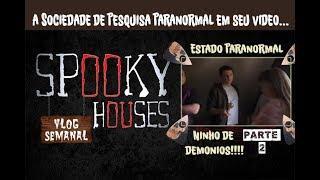 """Análise Espiritual - Paranormal State em """"Ninho de Demônios"""" Parte2"""
