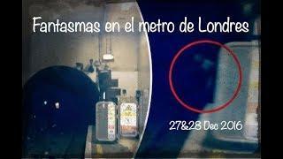 Fantasmas en el metro de Londres / Ghost Area - Area Fantasma