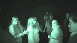 Explosion Museum ghost hunt - 14th November 2015 - Human Pendulum