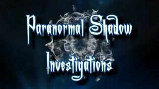 Paranormal Shadow Investigations Live ITC Q&A Session Pt 1