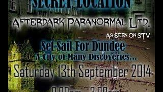 Secret Location RRS Discovey Paranormal Investigation