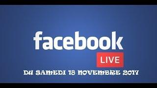 PARANORMAL AND MUSIC - REDIFFUSION LIVE FACEBOOK DU 18 NOVEMBRE 2017