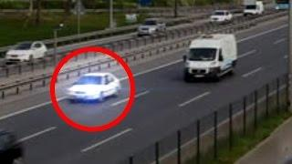 5 Teletransportaciones de Autos Captado en Video y Visto en la Vida Real
