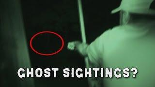 Paranormal Video: Real Ghost Sightings? | Dead Explorer #79