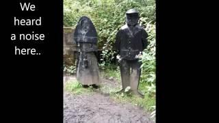 CLIFTON COUNTRY PARK HAUNTED MINES EVP WORSLEY PARANORMAL GROUP