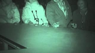 Landguard Fort, Felixstowe Ghost Hunt, KII Activity