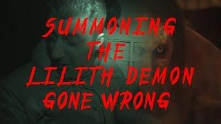 REAL DEMON ATTACK CAUGHT ON TAPE | Lilith Demon