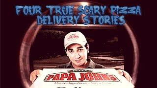 4 Scary True Pizza Delivery Stories