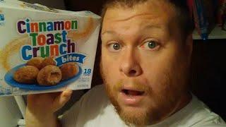 Reviewing The Cinnamon Toast Crunch Bites