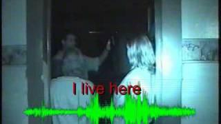 EVP Clip - I live here