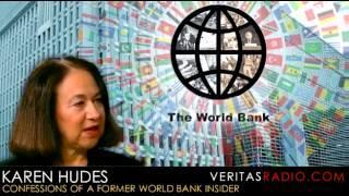 Veritas Radio - Karen Hudes. J.D. - Constitutional Convention