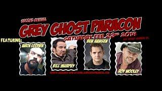 Grey Ghost Paranormal Conference Lineup