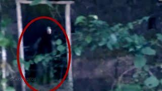 Ghost Caught on Camera From a Haunted Place !! Paranormal Activity Footage