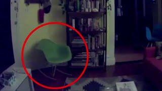 Haunting Ghost Sighting Video Ever, Real Paranormal Activity Caught on Camera