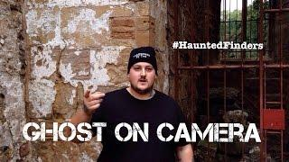Full Ghost Apparition Caught On Camera