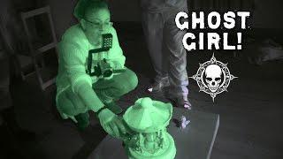 Ghost Girl Caught on Tape at Creepy House? (DE Ep. 104)
