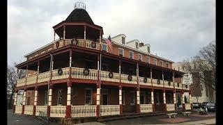Deer Park Tavern in Newark, Delaware - Paranormal Pit Stops
