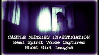 Castle Menzies Investigation Clip: little girl laughing