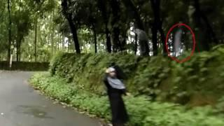 Most Shocking Video Ever! Real Paranormal Activity Caught on Camera From a Haunted Road