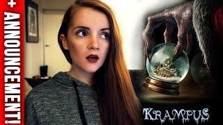 Krampus Review + ANNOUNCEMENT!