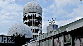 ABANDONED COLD WAR SPY BASE HIDDEN IN THE WOODS (NSA STATION)