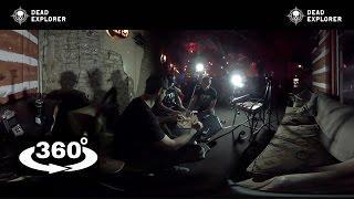 SCARY 360 Video: BIZARRE Ouija Board Session! VR 4K 360°