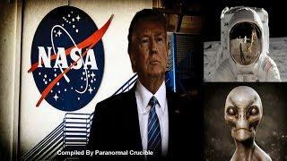 President Trump Signs NASA Authorization Bill