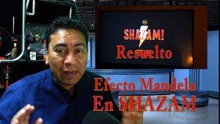 Dross Efecto Mandela con Shazam EXPLICADO