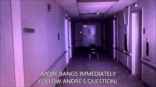 Investigation Clips from Old South Pittsburg Hospital - Oct 2-5th, 2015