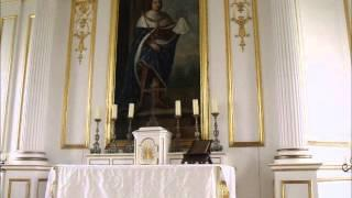 Fortress Of Louisbourg...Chapel