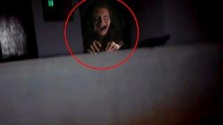 OMG   Scariest Ghost sighting   Real Ghost Caught on Camera From a Haunted House   Scary videos