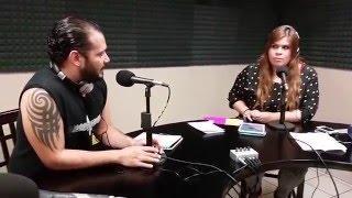 """Grito durante el programa de radio """"Apariciones"""" 26-05-15 (1:45)"""