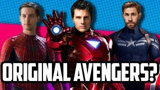 10 Ways The Marvel Movies Were Almost Completely Different
