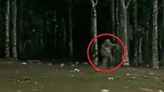 Dreadful Ghost Like Creature Caught On Camera!! Paranormal Footage!!