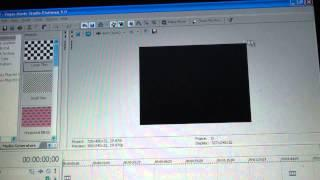 paranormal editing softwares: sony vegas and cool edit pro