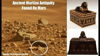 Ancient Martian Antiquity Found On Mars?