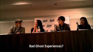 Syfy's Ghost Hunters Panel at Reality Rocks Expo Part 2