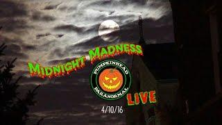 LIVE Midnight Madness - GhostHunterApps Session... Back to the beginning...