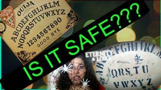 How to Use Ouija Boards Safely | 7 Rules | Paranormal Storytime #8