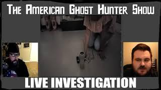 The American Ghost Hunter Show Live At The Bonnie & Clyde Ambush Museum