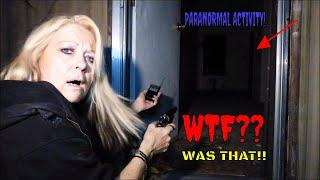 "HAUNTED ABANDONED TRAILER PARK ""WE ALL SEEN SOMETHING""!!"