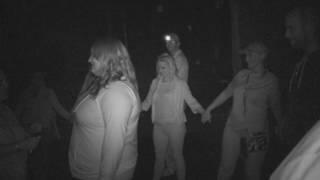 Theatre Royal ghost hunt - 25th June 2016 - Human Pendulum