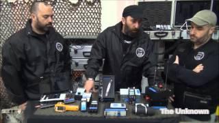 Ο Τεχνολογικός Εξοπλισμός της Ομάδας - The Unknown